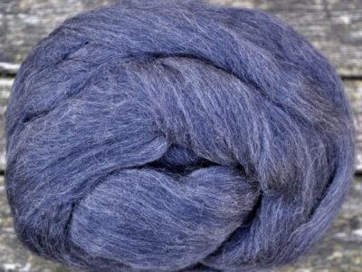 Merino uld spindefiber 39 koksgrå