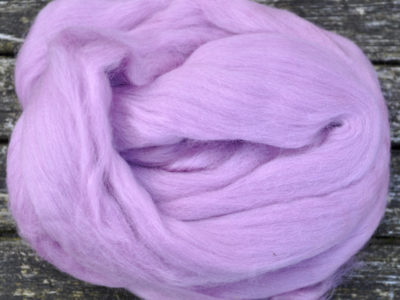 Merino uld spindefiber 45 pastel