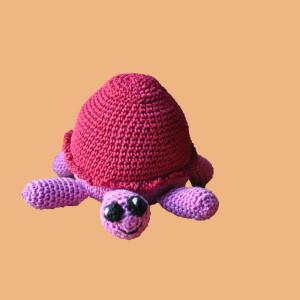 red_skildpadden_forfra