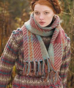 Campbell Scarf 260x310