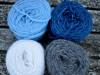 100g Sierrra Adina - blå/grå pakke 1
