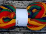 100g Striber - harlekin farve 13 1