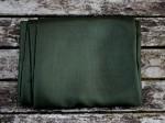 3 meter silkepongé - jagtgrøn/27 1