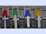 ADDi strømpepinde - bambus 1