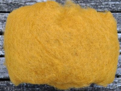 Tyroler uld filtefiber 37 messing