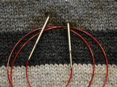 Strikkepind addi rundpind 100 cm