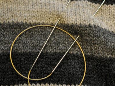 Strikkepind addi rundpind 60 cm