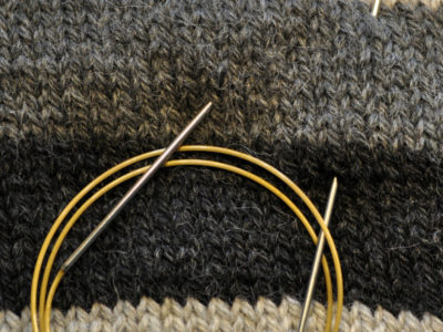 Strikkepind | addi rundpind 80 cm