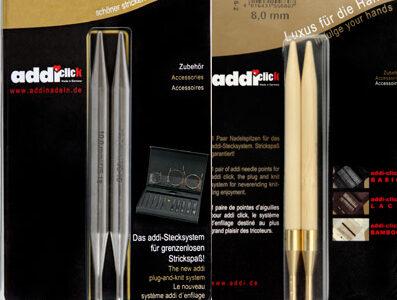 ADDI Click system - løse greb