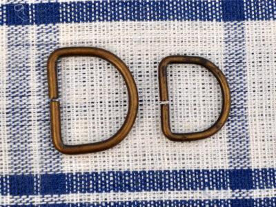 Hanke, D-ringe og andet til tasker