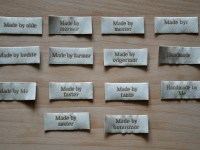 Made by labels