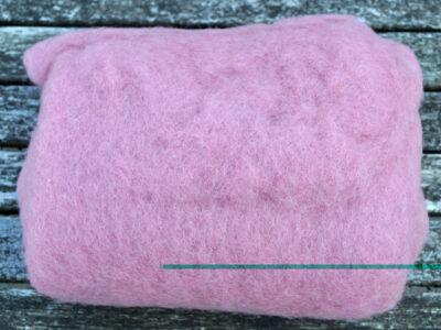 Tyroler uld filtefiber 04 gl.rosa