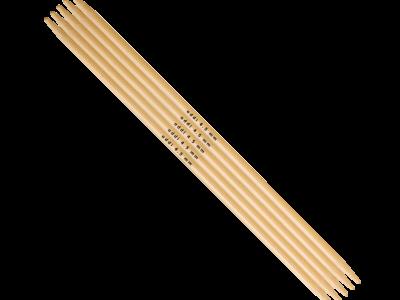 Addi strømpepinde - bambus