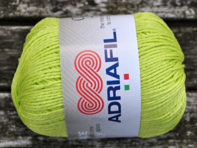 Bomuldsgarnet Cheope Lime/60