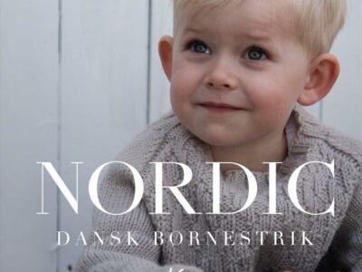 """Strikkebog """"Nordic dansk børnestrik"""""""