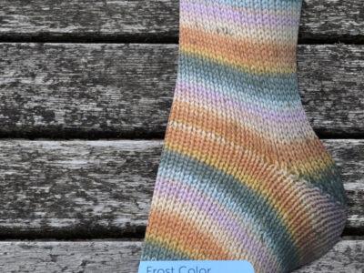 Regia strømpegarn  | Tweed Color | Frost Color