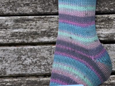 Regia strømpegarn | Tweed Color | Schneeflocke color