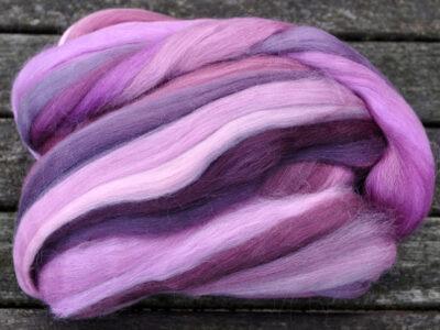 merino uld i striber - iris 31