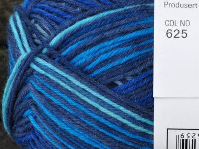 Aurora 6 tr strømpegarn farve 625