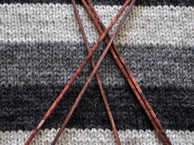 Strømpepinde KnitPro Cubics 20