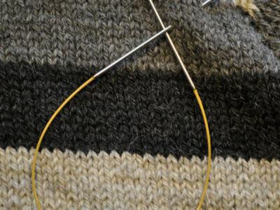 Strikkepind Addi rundpind 40 cm