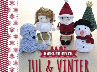 Hæklerier til jul vinter