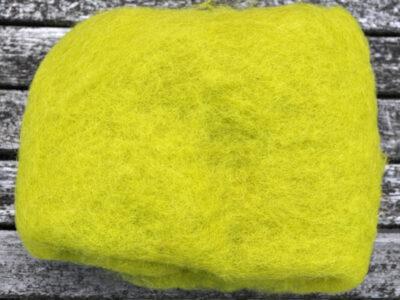 Tyroler uld filtefiber 63 kiwi