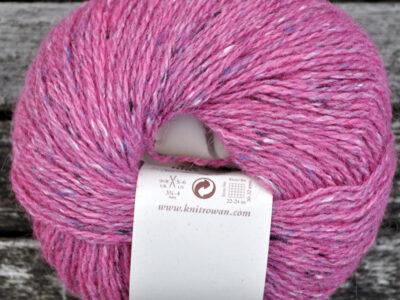 Strikkegarn fra Rowan Felted Tweed Pink Bliss/199
