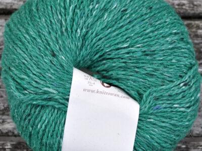 Strikkegarn fra Rowan Felted Tweed Electric Green/203