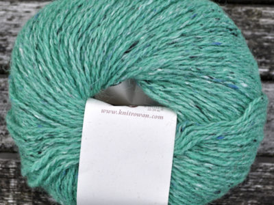 Strikkegarn fra Rowan Felted Tweed Vaseline Green/204
