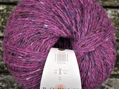 Strikkegarn fra Rowan Felted Tweed Peony/183