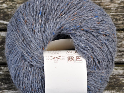 Strikkegarn fra Rowan Felted Tweed Granite tweed/191