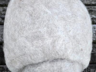 Tyroler uld filtefiber 55 Beige