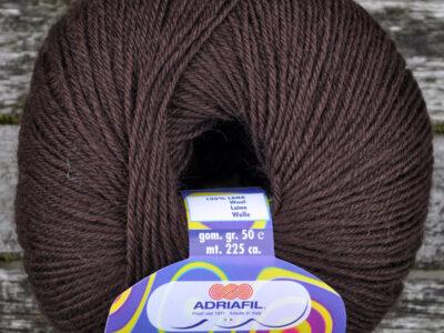 Adriafil strikkegarn Avantgarde 34 brun