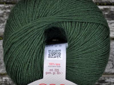 Adriafil strikkegarn Avantgarde 73 militærgrøn