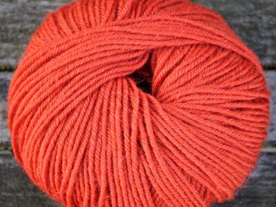 Adriafil strikkegarn Regina 49 Rust