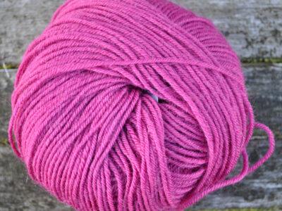 Adriafil strikkegarn Regina 53 Hindbær