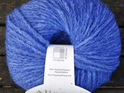 Strikkegarn Alice 6216 blå