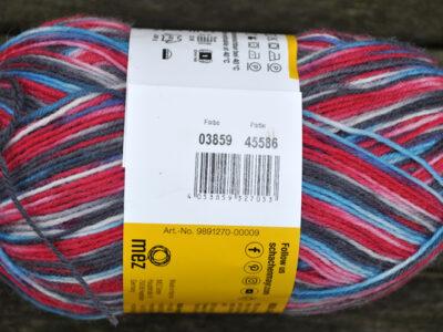 Strømpegarn Regia Design Line Gargia Color 3859