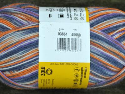 Strømpegarn Regia Design Line Gargia Color 3861