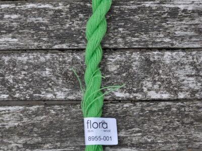 flora wool broderigarn 8955
