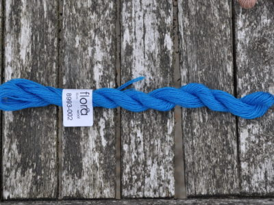 flora wool broderigarn 8993