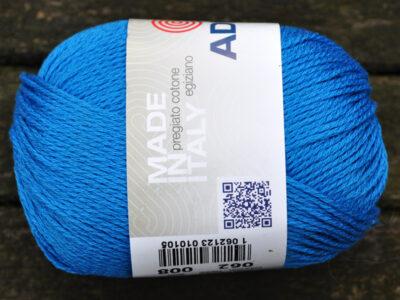 Hæklegarn Cheope Kinablå 62