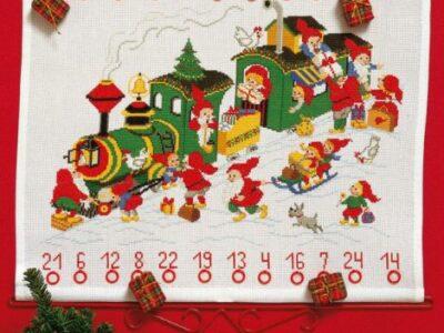 Julekalender Juletoget