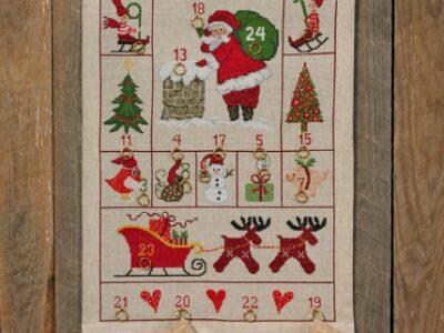 Julekalender Kalender Moderne