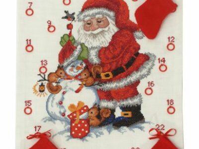 Julekalender Nisse og Snemand