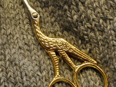 Storkesaks 12 cm