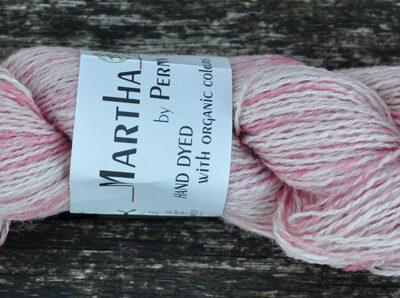 Strikkegarn Martha by Permin 03 Rosa