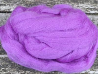 Merino uld spindefiber 71 violet