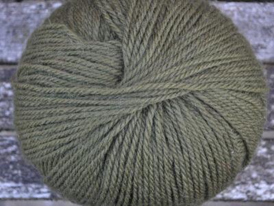 Strikkegarn New Zealand fra Adriafil 70 Armygrøn